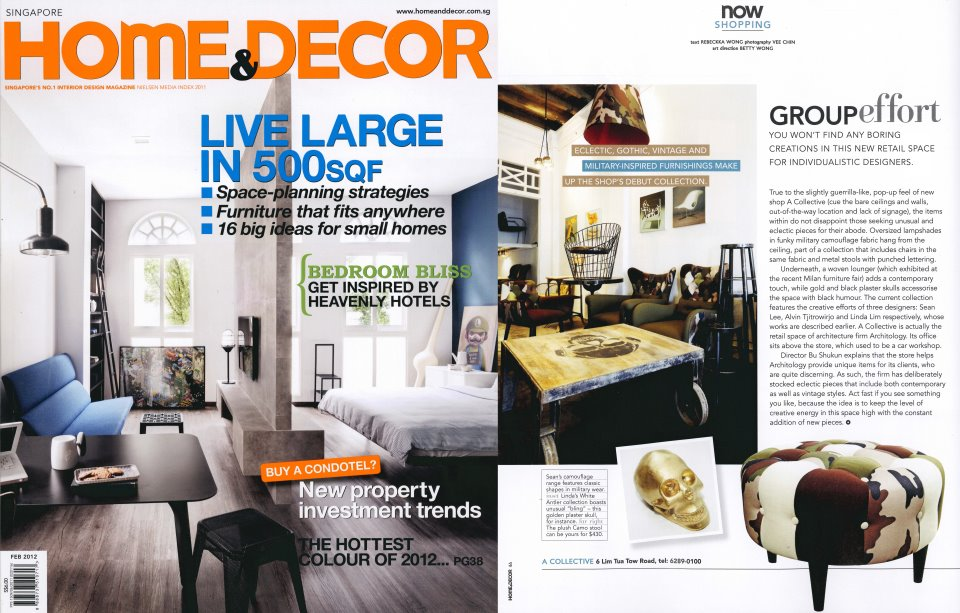 Home & Decor Feb issue
